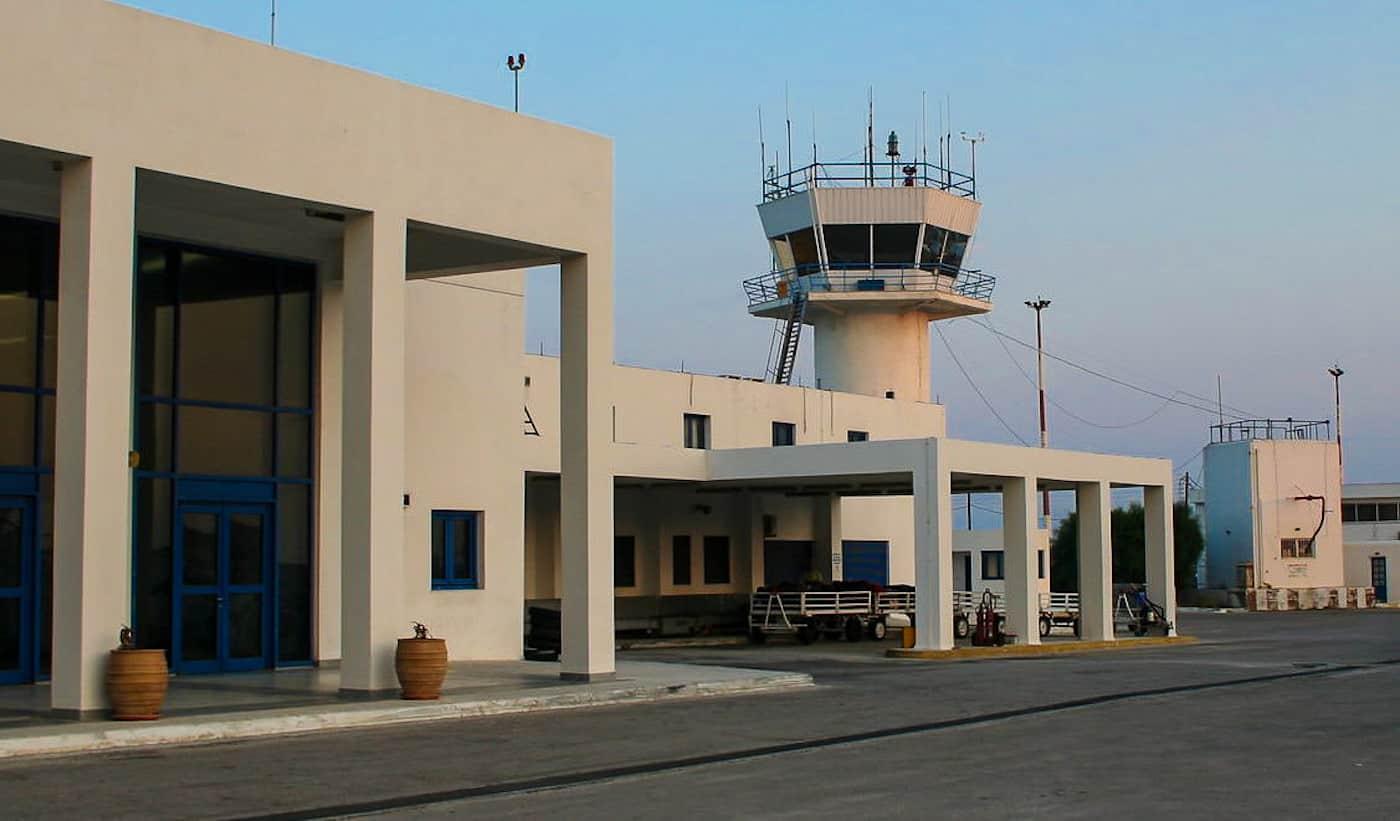 Mykonos Airport Tower