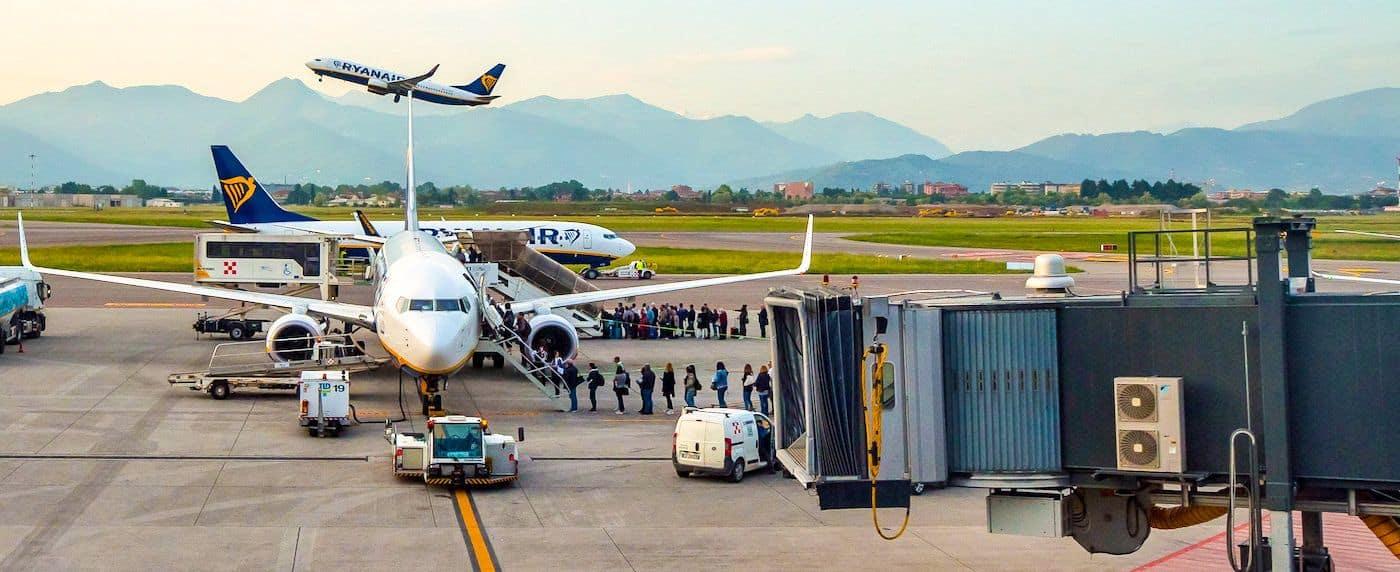 Athens Airport flight